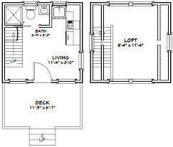 12x12 Shed Plans Pdf by 12x12 House W Loft 12x12h2 260 Sq Ft Excellent Floor