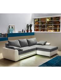 canapé lit canapé lit disco avec éclairage led
