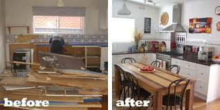 Before After Kitchen Remodel Kitchenbeforeafter