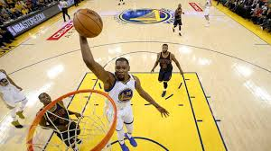 Kevin Durant Golden State Warriors V Cleveland Cavaliers NBA 06012017