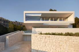 100 Concrete House Designs House In Spain Is Beautifully Highmaintenance Curbed