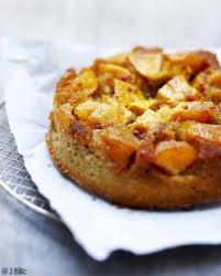recette dessert aux pommes gâteau renversé pommes et cannelle pour 6 personnes recettes