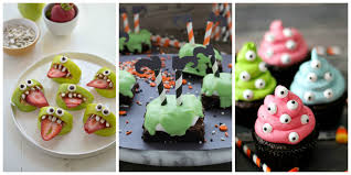 Best Halloween Appetizers For Adults by 100 Halloween Snack Ideas For Kids Party 3607 Best Kid