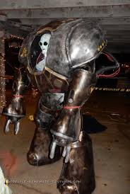 Spirit Halloween Sarasota University by Epic Alien Robot Costume Robot Costumes Homemade Costumes And