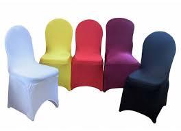housse de chaise en lycra élasthanne spandex universelle