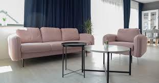 welches sofa passt für ein kleines wohnzimmer