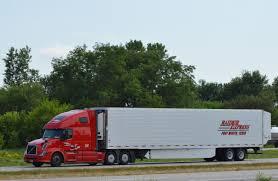 100 Texas Express Trucking July 2017 Trip To Nebraska Updated 3152018