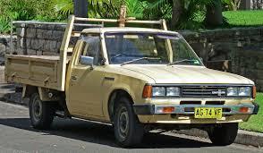 100 Datsun Truck Wikidata