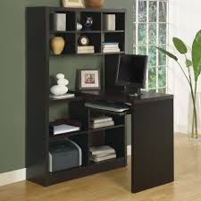 Monarch Specialties Corner Desk Brown by Desks Minimalist Desk Minimalist Office Organization Minimalist