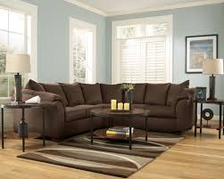 velvet tulip sectional at menards living room pinterest