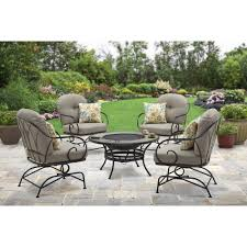 El Patio Winnfield Louisiana by Better Homes And Gardens Myrtle Creek 5 Piece Fire Pit Chat Set