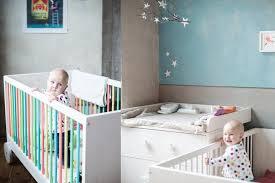 das mitwachsende babybett aus massivholz biofarben ekomia