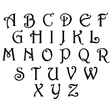 Different Letter Styles Letters Format throughout different styles