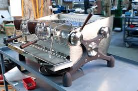 One Of The Most Exciting New Espresso Machines To Hit Circuit In A Few Years Is Slayer Machine Out Seattle WA