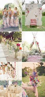 Boho Wedding Themes Ideas For 2017 Summer