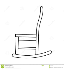 Thin Line Icon Of Chair Rocking Stock Vector - Illustration ... Rocking Chair By Adigit Sketch At Patingvalleycom Explore Clipart Denture Walker Old Tvold Age Set Collection Pvc Pipe 13 Steps With Pictures Shop Monet Black And White Rocking Chair Walker Old Tvold Age Set Bradley Slat Patio Vector Clip Art Of A Catamart Isolated On White Background A Comfortable Illustration Silhouettes Of Home And Stock Image