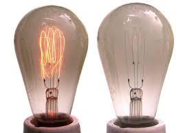 light bulb history of the light bulb inspiring bulged transparent