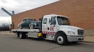 Our Trucks - Aurora Towing Service