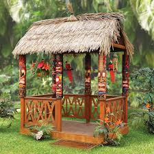 The Tropical Tiki Hut - Hammacher Schlemmer Photos Yard Crashers Hgtv Similiar Tiki Hut Bar Kits Keywords Within Outside Tiki Bar Garretts Lofted Custom Kids Playhouse Sp4tots Built Huts Bars Nationwide Delivery Best Wellington Big Kahuna Picture On Awesome Backyard Swimming With The Fishes Lucas Lagoons Bamboo Materialsfor Nstructionecofriendly Building Interior Download Garden Design Patio Ideas And Photo Gallery Innovations