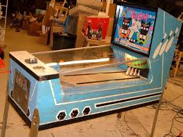Williams Mini Bowl MiniBowl 1970 Bowling Bowler Arcade Game Manikin Pinball