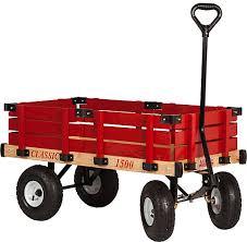 Millside Industries Classic Kids Wagon