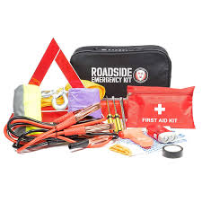 100 Tow Truck Jumper Cables Roadside Assistance Car Emergency Kit First Aid Kit
