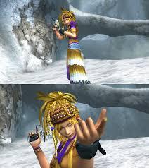 Ffx Hd Light Curtain Bribe by Gunner Final Fantasy X 2 Final Fantasy Wiki Fandom Powered