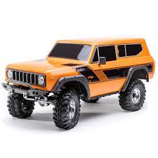 100 Scout Truck GEN8 II 110 Scale 4x4 RTR Orange Hobby Recreation