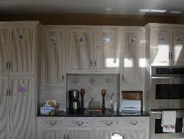 Pickled Oak Cabinets Glazed by Kitchen Cabinet Transformations Decorative Painting By Artisan