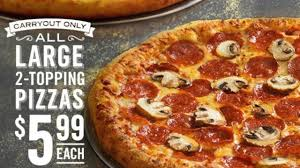 Domino's New Coupon Gets You A Large, 2-Topping Pizza For ...