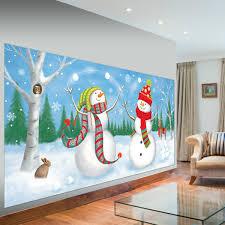 Scene Setter Roll Halloween by Whimsical Snowman Scene Setter