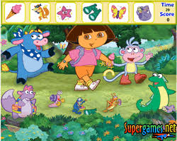 Dora The Explorer Kitchen Set by Dora Games Topsuperherogames Com