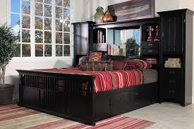 Mor Furniture Bunk Beds by San Mateo Black Bedroom Bedroom Mor Furniture For Less