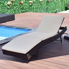 US $134.99 |Giantex Patio Sun Bed Adjustable Pool Wicker Lounge Chair  Portable Outdoor Furniture Garden Sun Lounger With Cushion HW54848 On  AliExpress Outdoor Interiors Grey Wicker And Eucalyptus Lounge Chair With Builtin Ottoman Berkeley Brown Adjustable Chaise St Simons 53901 Sofas Coral Coast Tuscan Ridge All Weather Stationary Rocking Chairs Set Of 2 Martin Visser Black Wicker Lounge Chairs Hampton Bay Spring Haven Allweather Patio Fong Brothers Co Fb1928a Upc 028776515344 Sheridan Stack Edgewater Rattan From Classic Model 4701 Costway Couch Fniture Wpillow Hot Item Home Hotel Modern Bbq Fire Pit Table Garden