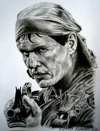 Sgt. Barnes Tom Berenger In Platoon Pencil Drawing By TAFOXART On ... Radiator Heaven Platoon Movie Reviews And Ratings Tv Guide Hot Toys Sergeant Barnes 16th Scale Colctible Figure Movie Classic Quote Them Mothfuckers Youtube Tom Benger Wikipedia Generation Films Top 25 Of The 80s Redux Film What Oliver Stone Traffic Court Have In Shake Aka Sgt Barnes Plays Bfbc2 Nam Ricks Cafe Texan Adagio For Vietnam Review Frags Elias 1986 Hd Coub Gifs With Sound Lol I Thought This Guy Was Scary Hot At Same
