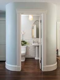 Small Powder Room With Lovable Decor For Bathroom Decorating Ideas 6