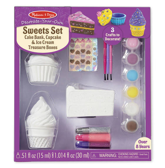 Melissa & Doug Sweets Set
