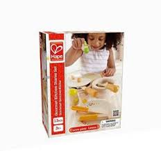 Hape Kitchen Set India by Woodde Painted Wooden Kitchen Set For Small