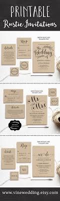 Diy Wedding Invitations Best Photos