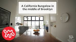 100 Bungalow 5 Nyc House Tour Style Home Resides In Brooklyn YouTube