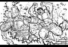Hulkbuster V Hulk By Godzillafan1954 On DeviantArt