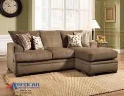 American Furniture Cornell Coco Sofa Chaise PriceCo Furniture Store