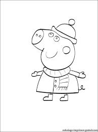 dessin pour imprimer 111 dessins de coloriage peppa pig à imprimer sur laguerche