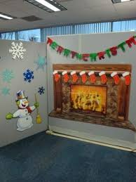Funny Christmas Cubicle Decorating Ideas by 166 Best Cubicle Christmas Office Decorating Contest Images On