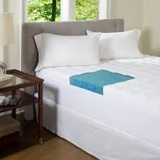 beautyrest 5 1 2 inch gel memory foam mattress topper