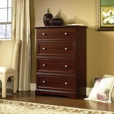 Sears Shoal Creek Dresser by Amazon Com Sauder Palladia 4 Drawer Chest Cherry Kitchen U0026 Dining