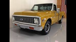 100 1971 Chevrolet Truck Chevy C10 Pickup MyRodcom YouTube
