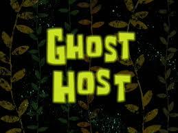 That Sinking Feeling Spongebob Transcript ghost host transcript encyclopedia spongebobia fandom