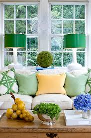 View In Gallery Beautiful Green Living Room Decor