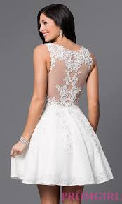 elegant white cocktail dress dress images